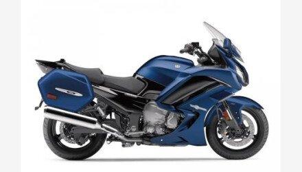 2018 Yamaha FJR1300 for sale 200607751