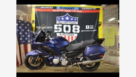 2018 Yamaha FJR1300 for sale 200802146
