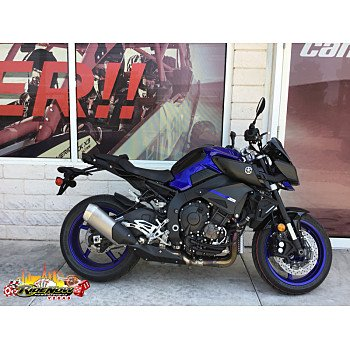 2018 Yamaha FZ-10 for sale 200522604