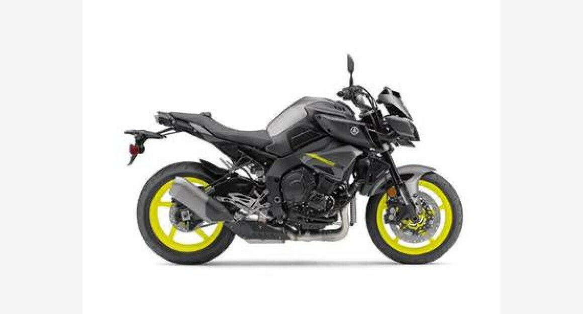 2018 Yamaha FZ-10 for sale 200601983