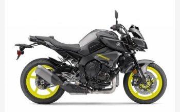 2018 Yamaha FZ-10 for sale 200605712