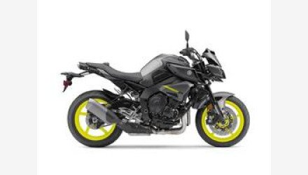 2018 Yamaha FZ-10 for sale 200703786