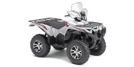 2018 Yamaha Grizzly 125 EPS LE specifications