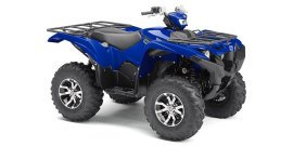 2018 Yamaha Grizzly 125 EPS specifications