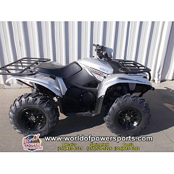 2018 Yamaha Kodiak 700 for sale 200636945