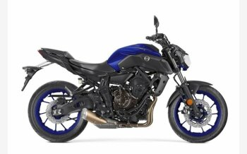 2018 Yamaha MT-07 for sale 200527418