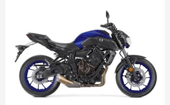2018 Yamaha MT-07 for sale 200527421