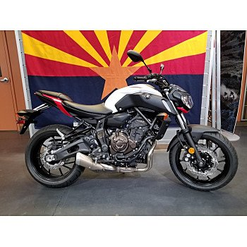 2018 Yamaha MT-07 for sale 200575053