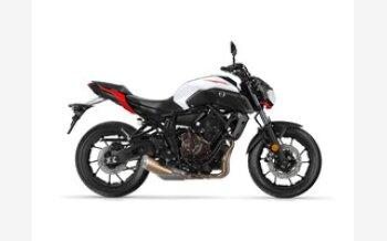 2018 Yamaha MT-07 for sale 200597550