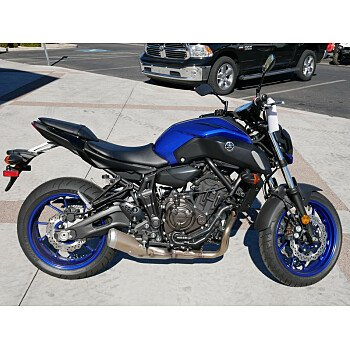 2018 Yamaha MT-07 for sale 200603356
