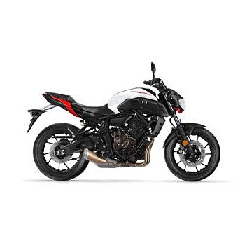 2018 Yamaha MT-07 for sale 200606794