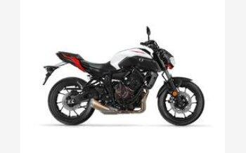 2018 Yamaha MT-07 for sale 200634086