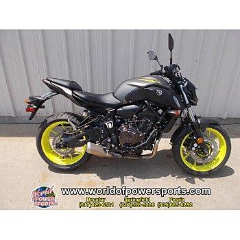 2018 Yamaha MT-07 for sale 200637309