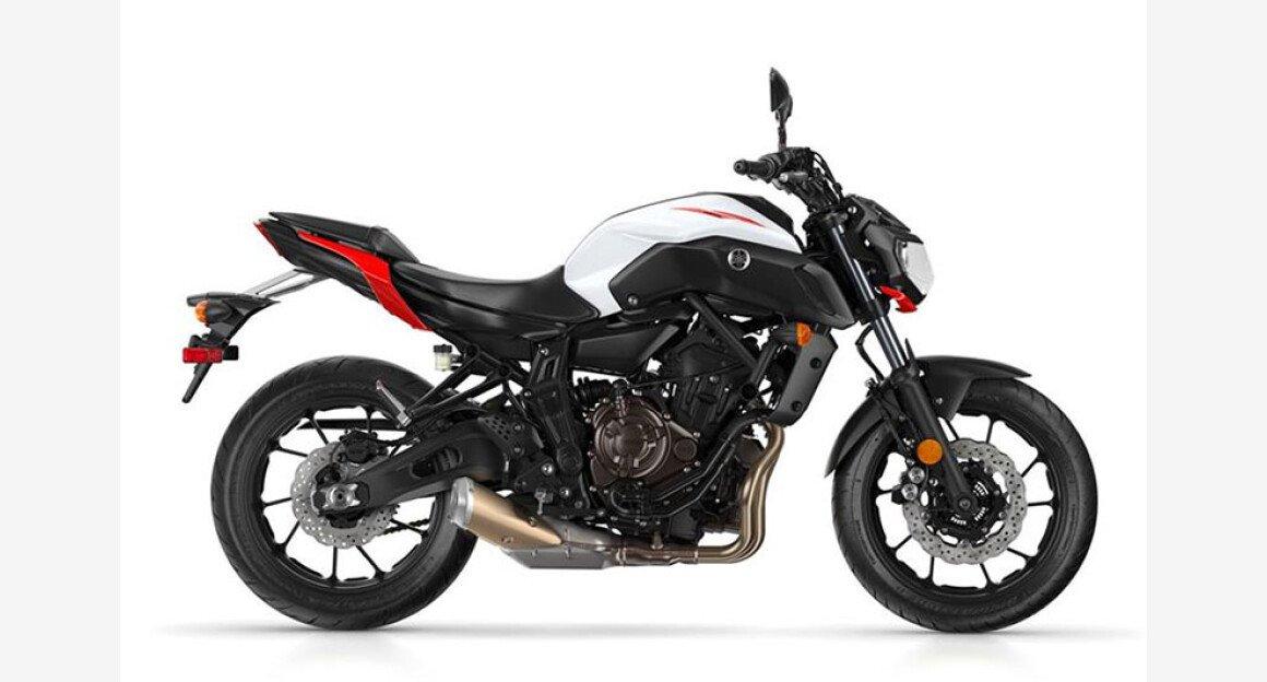 2018 Yamaha MT-07 for sale 200643366