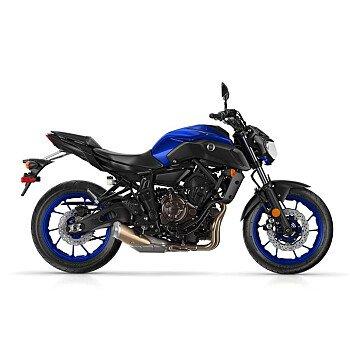 2018 Yamaha MT-07 for sale 200643367