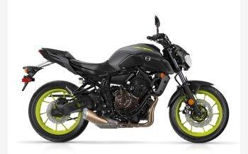 2018 Yamaha MT-07 for sale 200643374