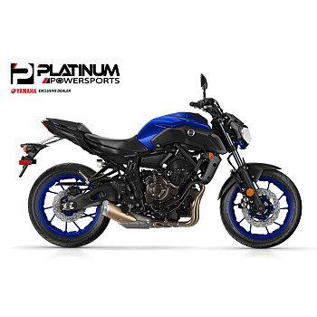 2018 Yamaha MT-07 for sale 200654945