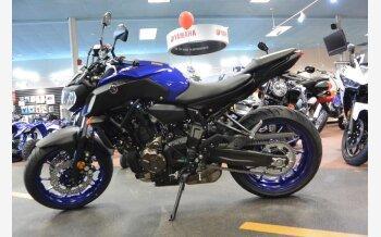 2018 Yamaha MT-07 for sale 200661650