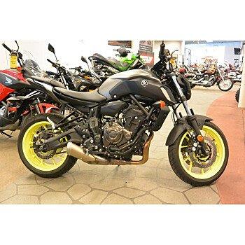 2018 Yamaha MT-07 for sale 200661730