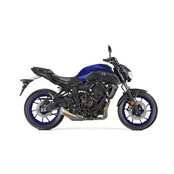 2018 Yamaha MT-07 for sale 200701055