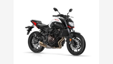 2018 Yamaha MT-07 for sale 200536102
