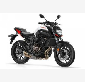 2018 Yamaha MT-07 for sale 200608015