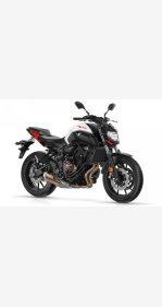 2018 Yamaha MT-07 for sale 200615494