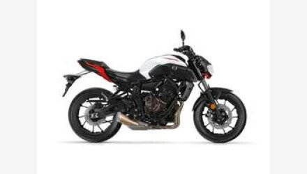 2018 Yamaha MT-07 for sale 200634091