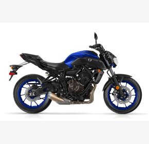 2018 Yamaha MT-07 for sale 200649550
