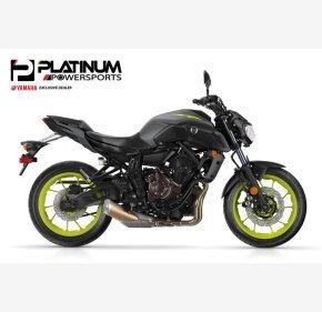 2018 Yamaha MT-07 for sale 200654976