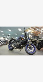 2018 Yamaha MT-07 for sale 200661650