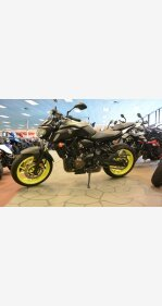 2018 Yamaha MT-07 for sale 200661730