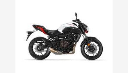 2018 Yamaha MT-07 for sale 200676884