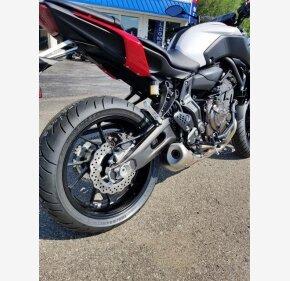 2018 Yamaha MT-07 for sale 200708205