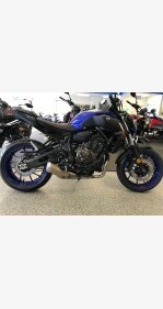 2018 Yamaha MT-07 for sale 200708219