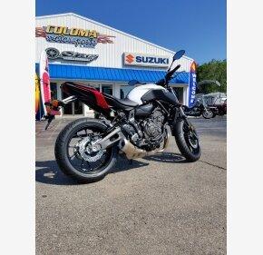 2018 Yamaha MT-07 for sale 200708254