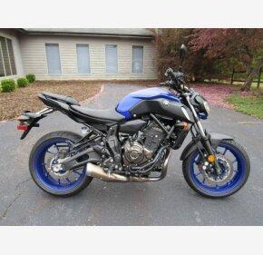 2018 Yamaha MT-07 for sale 200727581