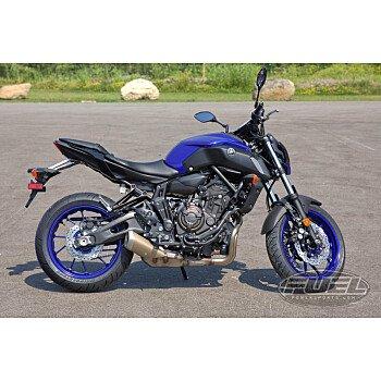 2018 Yamaha MT-07 for sale 200744283