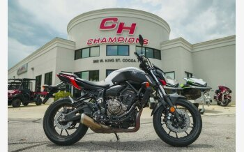 2018 Yamaha MT-07 for sale 200760049