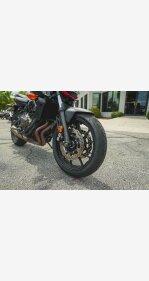 2018 Yamaha MT-07 for sale 200760049