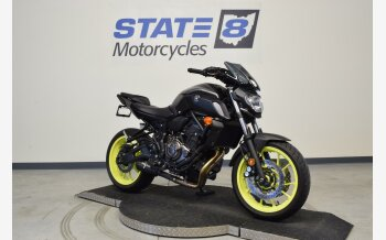 2018 Yamaha MT-07 for sale 200799619
