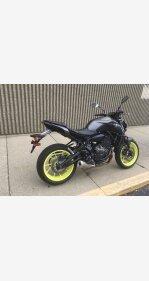 2018 Yamaha MT-07 for sale 200813663