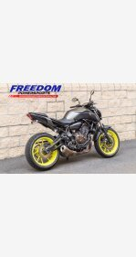 2018 Yamaha MT-07 for sale 200814149