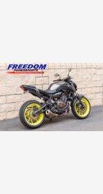 2018 Yamaha MT-07 for sale 200831695