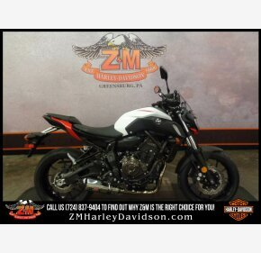 2018 Yamaha MT-07 for sale 200888657