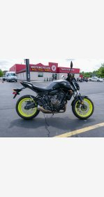 2018 Yamaha MT-07 for sale 200922694