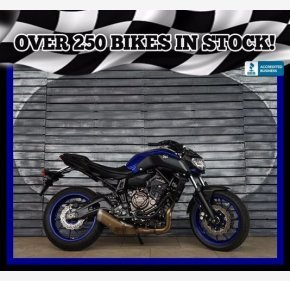 2018 Yamaha MT-07 for sale 200942810