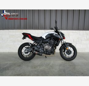 2018 Yamaha MT-07 for sale 200944081