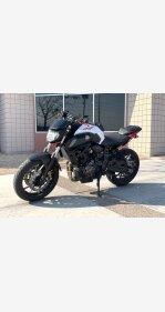 2018 Yamaha MT-07 for sale 201006937