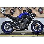 2018 Yamaha MT-07 for sale 201009314